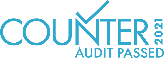 Counter audit passed 2021